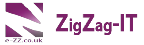 ZigZag-IT Ltd Logo